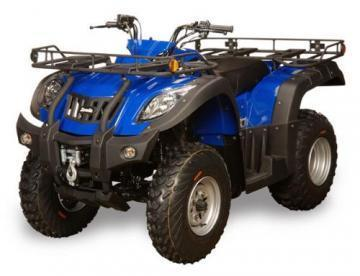 Zanella Gforce 200 ATV vehicle