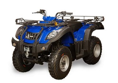 Zanella Gforce 250 ATV vehicle
