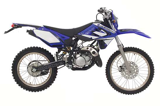 Sherco Enduro 50 motorcycle