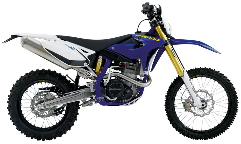 Sherco Enduro 450i Racing motorcycle