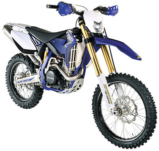 Sherco Enduro 510i Racing motorcycle