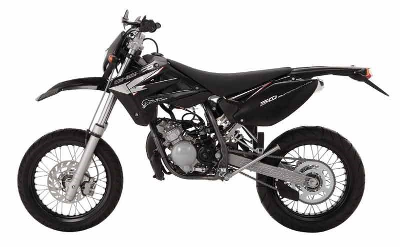 Sherco Enduro Supermoto 50 motorcycle