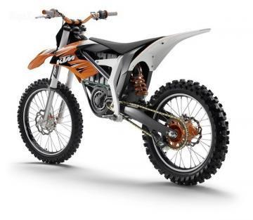 KTM Freeride E motorcycle