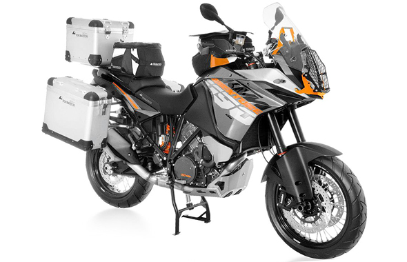 KTM 1190 Adventure motorcycle