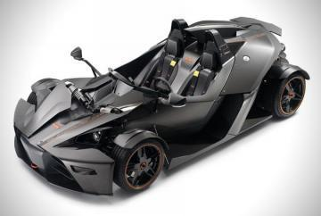 KTM X-Bow R super sport car