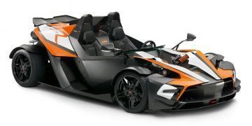 KTM X-Bow Clubsport sport car