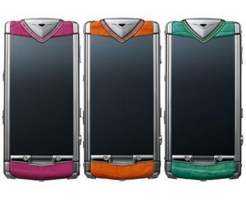 Vertu Constellation Candy luxury smartphone