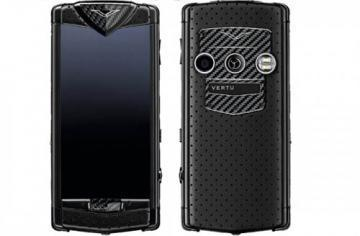 Vertu Constellation Black luxury smartphone