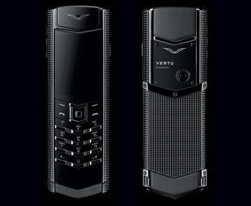Vertu Signature Clous de Paris luxury mobile phone