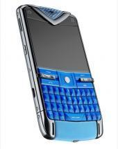 Vertu Constellation Quest Blue luxury smartphone