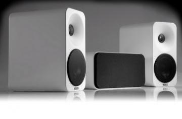 Amphion Ion C loudspeakers