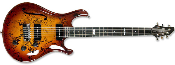 Flaxwood 290-T Liekki guitar