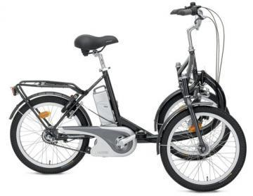 Helkama E-trike electric tricycle