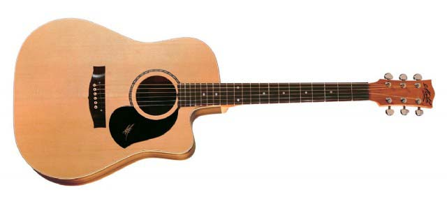 Maton 325 Series acoustic guitar