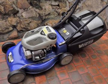 "Victa Tornado 19"" lawnmower"