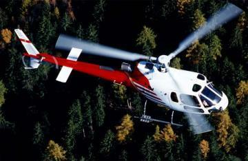 Helibras AS 350 B3 helicopter
