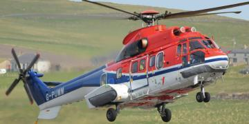 Helibras AS 332 L1 Super Puma  helicopter