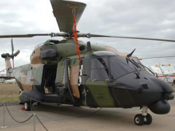 Helibras NH 90 military helicopter