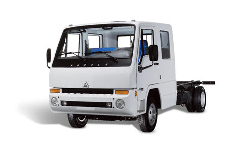 Agrale Euro III 8500 CD light truck