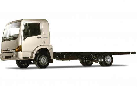 Agrale Euro III 9200 CE light truck