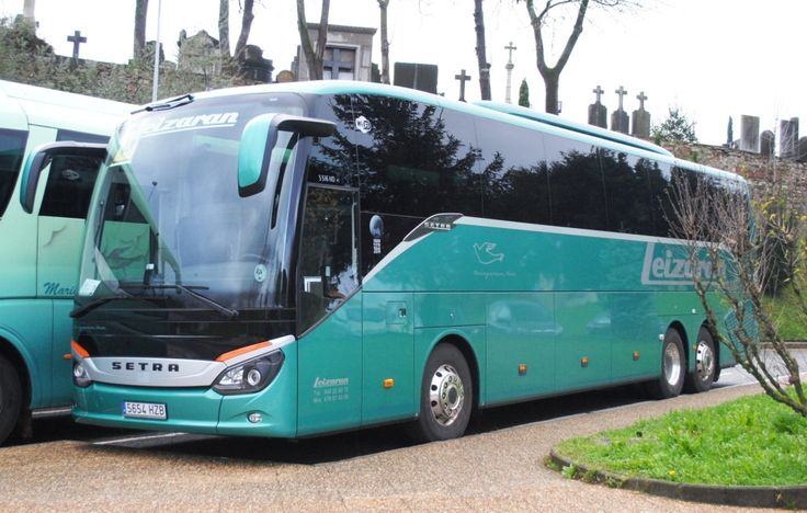 Setra ComfortClass 500 S 516 HD coach bus