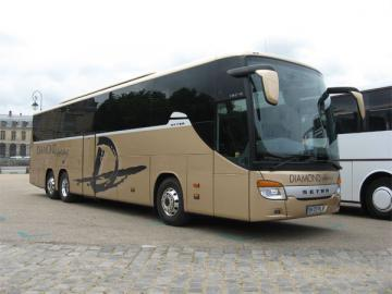 Setra ComfortClass 400 S 416 GT-HD/2 coach bus