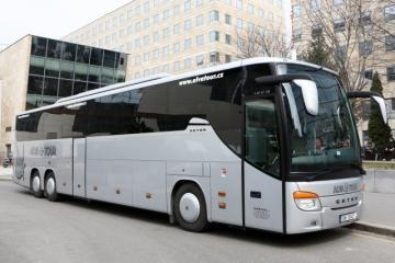 Setra ComfortClass 400 S 417 GT-HD coach bus