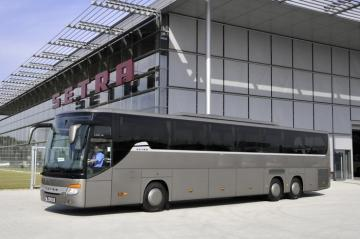 Setra ComfortClass 400 S 419 GT-HD coach bus