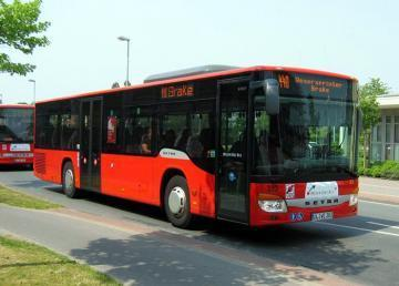 Setra MultiClass S 415 NF 2-doors bus