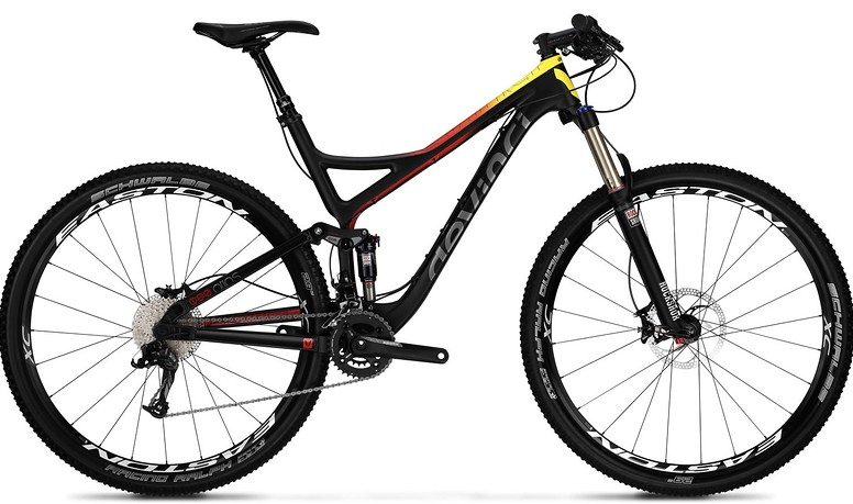 Devinci ATLAS CARBON RX mountain bike