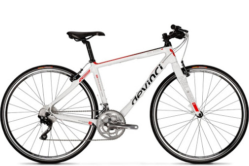 Devinci HELSINKI Performance bike