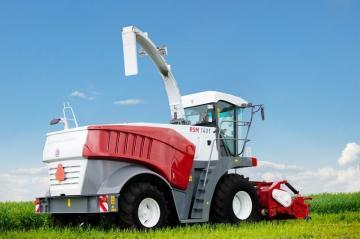 Rostselmash RSM 1401 forage harvester