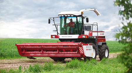 Rostselmash DON 680M forage harvester
