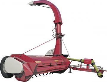 Rostselmash STERH 2000 mounted grain harvester