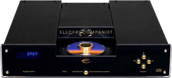 Electrocompaniet EMC 1 UP CD Player