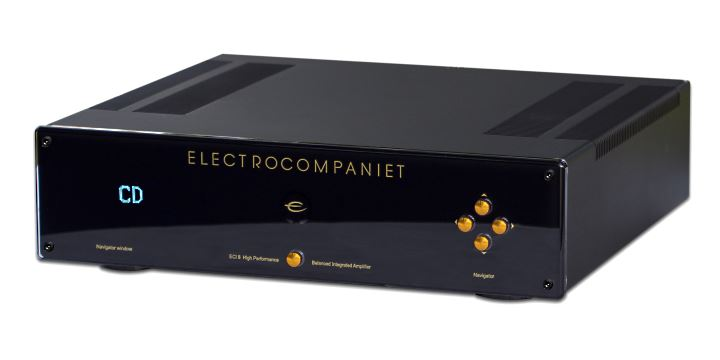 Electrocompaniet ECI 6DS Integrated Amplifier with a DAC and Streamer