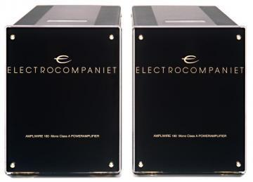 Electrocompaniet AW180 power amplifier