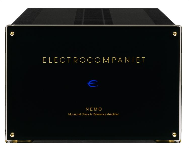 Electrocompaniet AW600 NEMO power amplifier