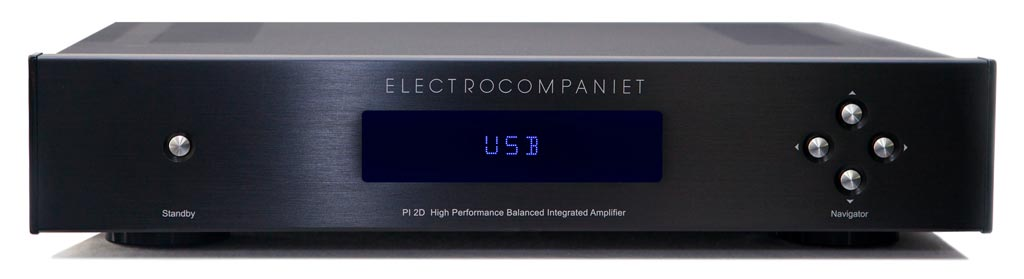 Electrocompaniet Prelude PI-2 integrated amplifier