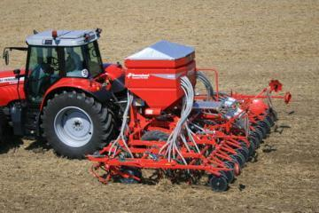 Kverneland Accord TS EVO Tine Seeder