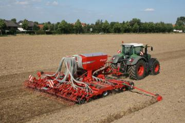 Kverneland Accord MSC + seeder