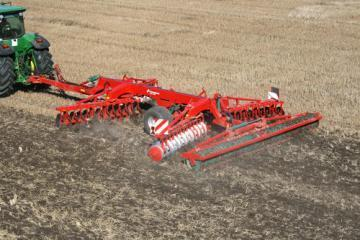 Kverneland Visio 200 disc harrow