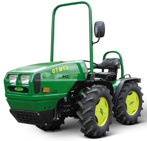 ITMCo Articulated Tractor 942