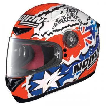 Nolan X-802R full-face motorcycle helmet