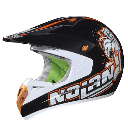 Nolan N52 full-face motorcycle helmet