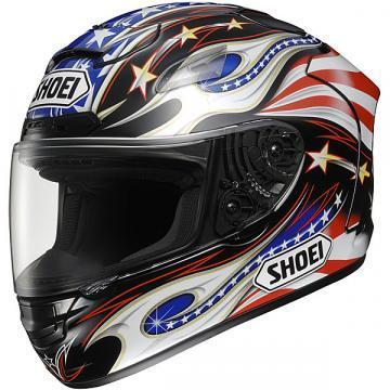 Shoei X-Twelve motorcycle helmet