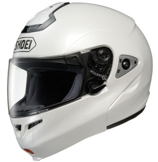 Shoei Multitec motorcycle helmet