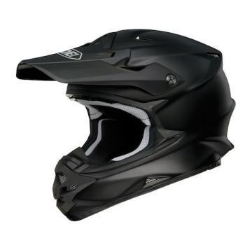 Shoei VFX-W off-road motorcycle helmet