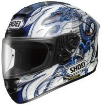 Shoei X-Spirit II motorcycle helmet