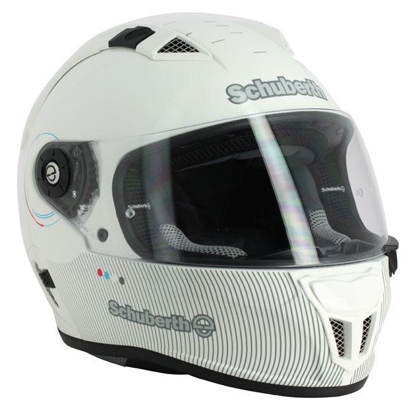 Schuberth SR1 motorcycle helmet